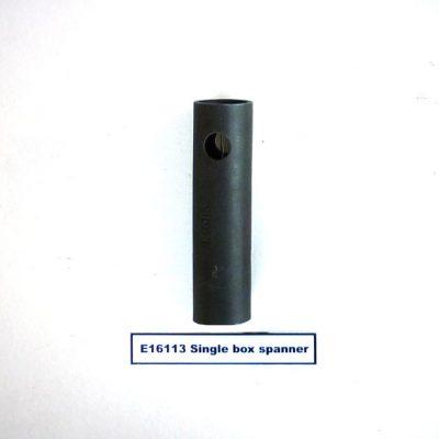 E16113 Single Box Spanner