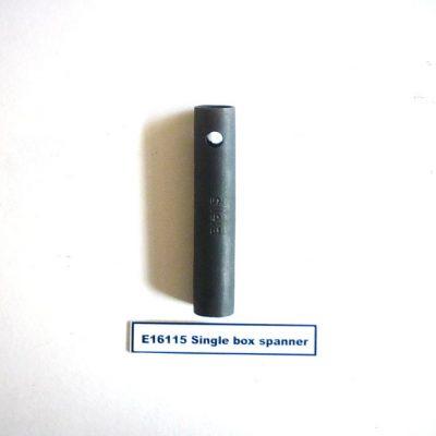 E16115 Single Box Spanner
