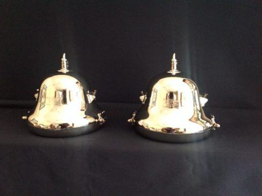 C.A.V. Headlamps - Original Restored