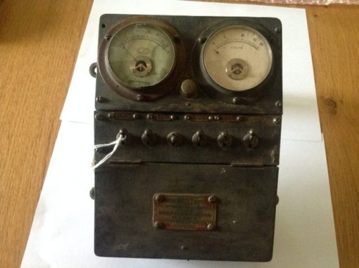 BRLOT Lighting Switch Box - Original Unrestored
