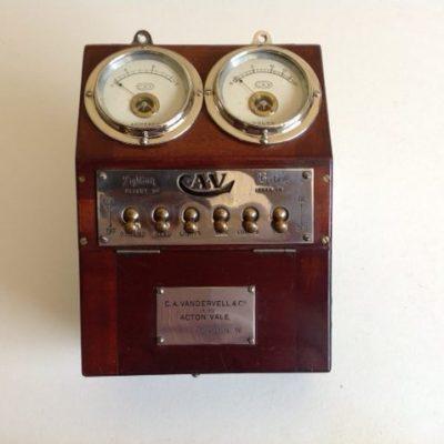 C.A.V. Lighting Switch Box - Original