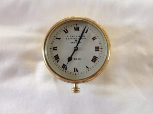 S.Smith's Firewall Mounted Clock