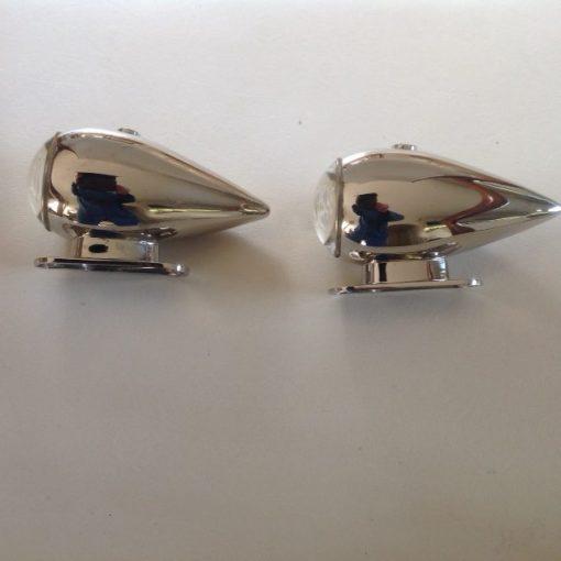 C.A.V Torpedo Side Lamps - Remanufactured